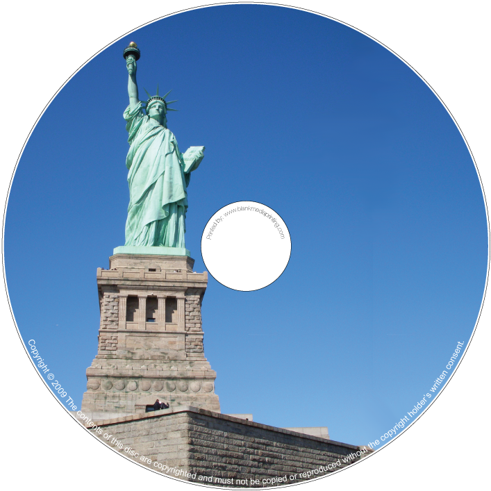 BMP-003 - Statue of Liberty