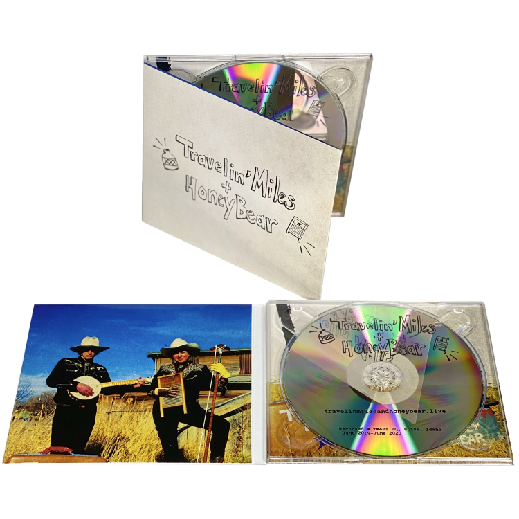 Custom CD DigiPaks