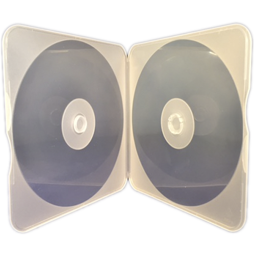 CD / DVD Clam Shell / Mailer Cases
