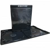 2 Disc 4K Ultra HD Case