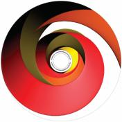 BMP-015 - Red Spiral