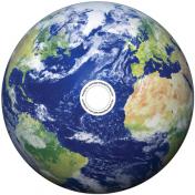 BMP-074 - World Globe