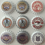 Printed Beer Caps
