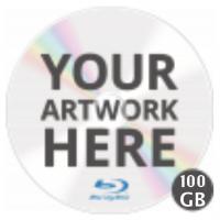 BD-R-XL 100GB Blu-Ray