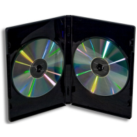 2 Disc DVD Case - 14mm