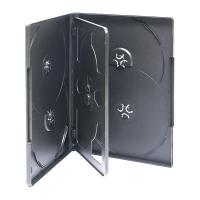 6 Disc DVD Case - 14mm