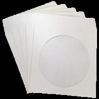 Paper CD Sleeves & Paper DVD Sleeves