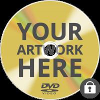 Gold Archival Grade DVD