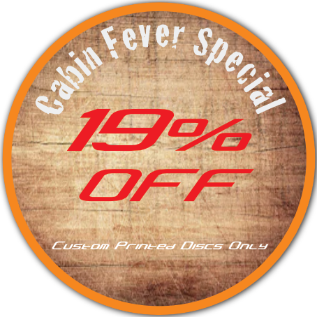 Cabin Fever Special - Coupon Code: CABIN-FEVER