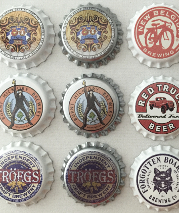 Custom Printed Bottle Caps