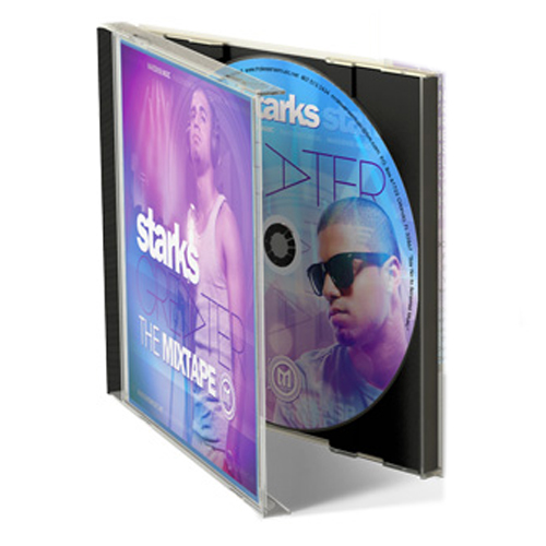 Custom CD Booklets Jewel Case Booklet – Jewel Case Template