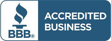 BBB Logo - Accredited Badge